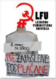 Lezbično-feministična univerza 2013
