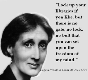 virginia woolf_a room of one's own