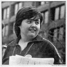 Kathy Fire 1970s