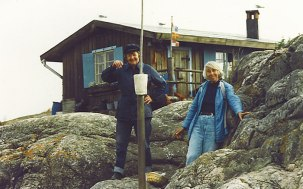 Tove Jansson in Tulikki Pietila
