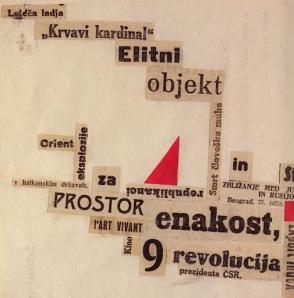 Srečko Kosovel - Kalejdoskop kolaž